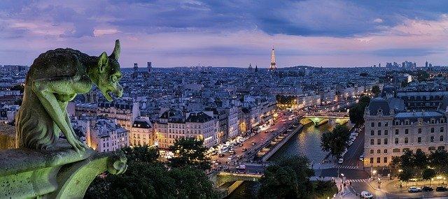 L'histoire de la France en générale